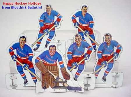 Hockeymen-rangers