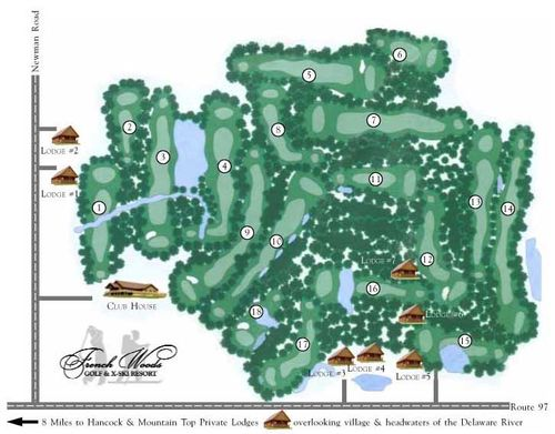FW Course Layout