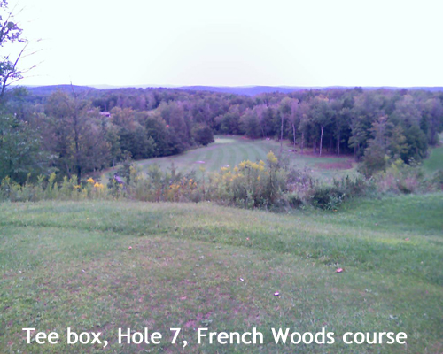 FW Hole 7 View